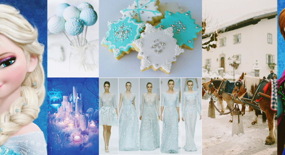 Frozen Wedding. Сказочная свадьба