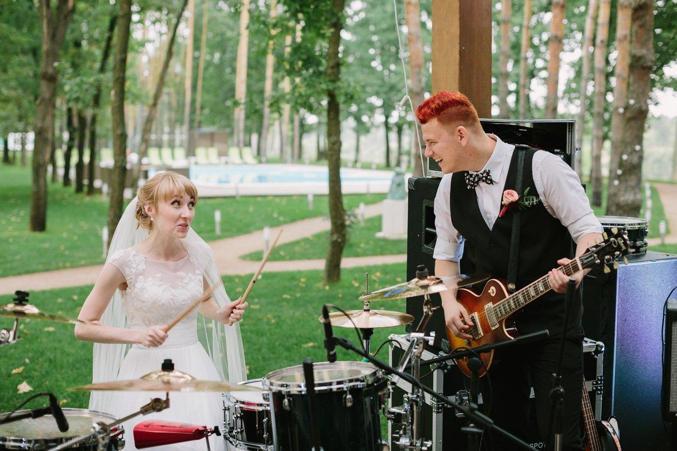 """статья: свадебное агентство - Музыкальная свадьба """"Блюз, любовь и какаду"""""""